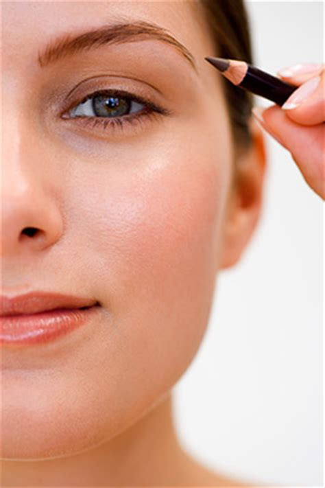 how to soften wiry eyebrows womenstyles makeup mistakes that make us look older