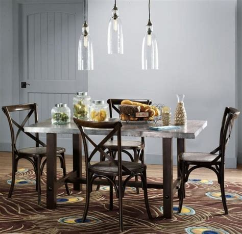 Lighting Above Kitchen Table Astonishing Large Pendant Lights For Kitchen Island Using Candle Shaped Bulbs Inside L