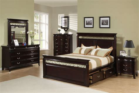 espresso bedroom furniture manhattan espresso bedroom set by coaster