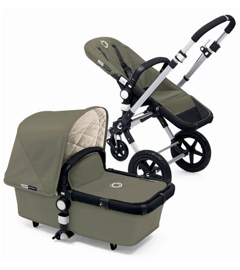 bugaboo cameleon 3 gestell bugaboo 2014 cameleon 3 classic collection khaki