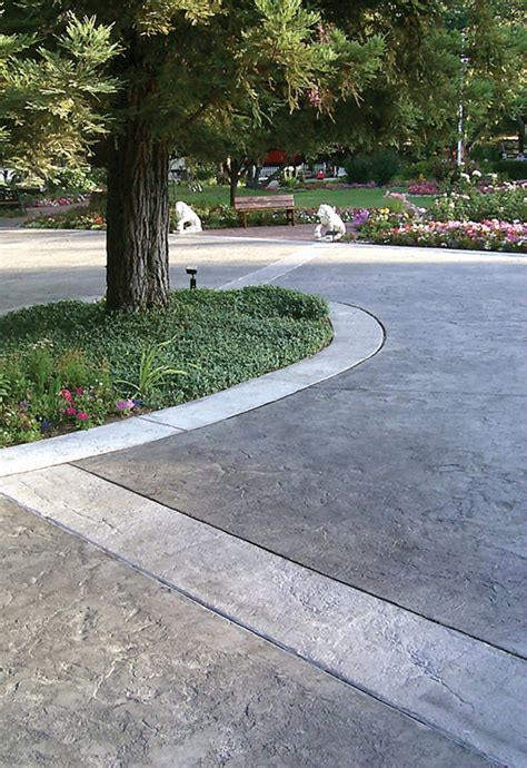Patio Designs Cincinnati Ohio Sted Concrete Western Branch Concrete Inc Custom