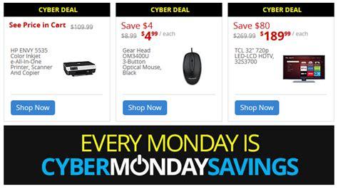 Office Depot Cyber Monday by Office Depot Cyber Monday Office Depot Officemax Cyber