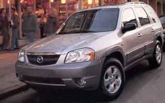 2002 mazda tribute recalls 2001 2004 mazda tribute recalled for potential steering