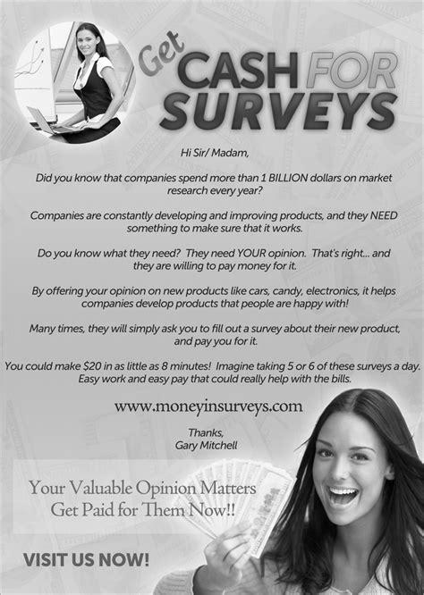 Taking Surveys For Money Reviews - money for taking surveys legit make money online ehow