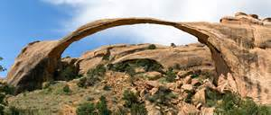 Landscape Arch Photos Weekly Science Quiz The Geology Of Arches National Park