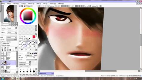 paint tool sai yt paint tool sai painting with grayscale trick