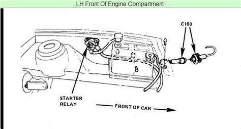 1990 f250 starter solenoid wiring diagram 41 wiring