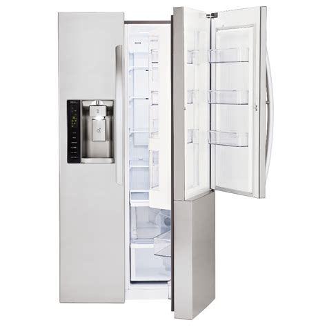 html layout side by side lg stainless steel side by side refrigerator lsxs26366s