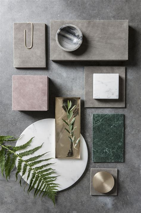 Materials For Design maison et objet 2017 home material board mood boards