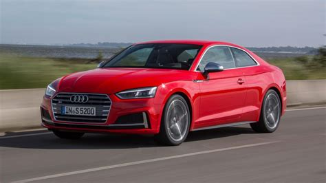 Audi S5 Coupe Review by Review The New 349bhp Audi S5 Coupe Top Gear