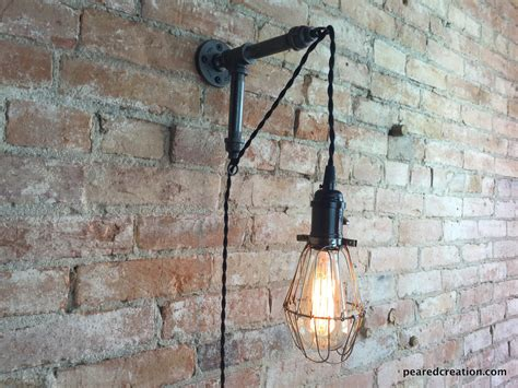 trend industrial wall sconces light edison sconce industrial furniture bulb cage wall sconce