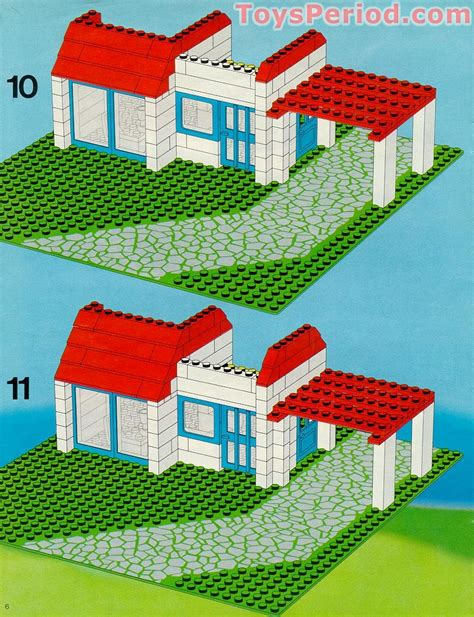 lego house instructions lego 6349 vacation house set parts inventory and