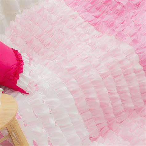 pink ruffle bedding ruffle bedding set