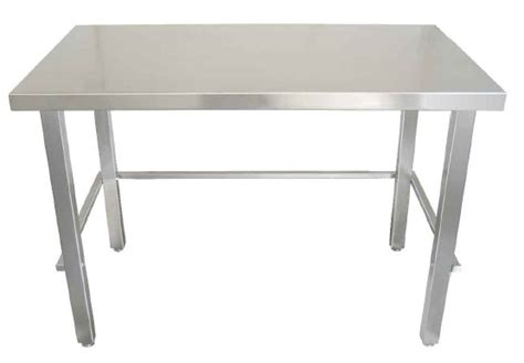Stainless Steel Desk by Carr Corporation Tables Desks Stainless Steel