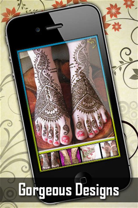 tattoo design app for iphone mehandi henna and tattoos design app apps400