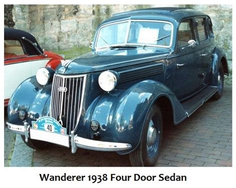 Wanderer Auto by 116 Best Horch Dkw Wanderer Cars Images On