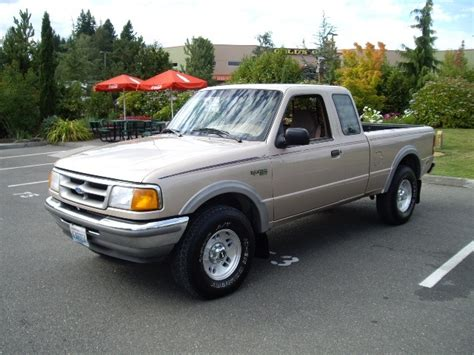 96 ford ranger 1996 ford ranger photos informations articles