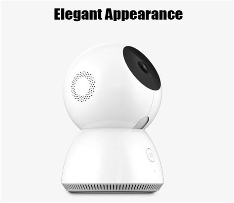 Asli Import Xiaomi Yi Dome Home Cctv 360 Vision xiaomi mijia 360 360 degrees dome ip wifi ants