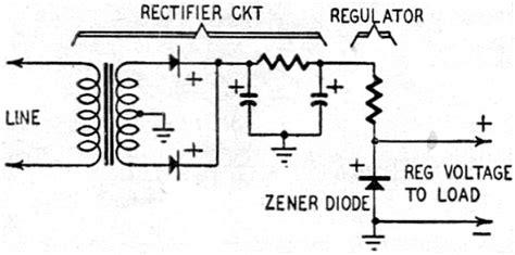 voltage drop in zener diode the backward diode november 1958 radio electronics rf cafe