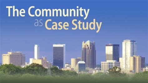 Uab Mba Application by Uab Magazine The Community As Study