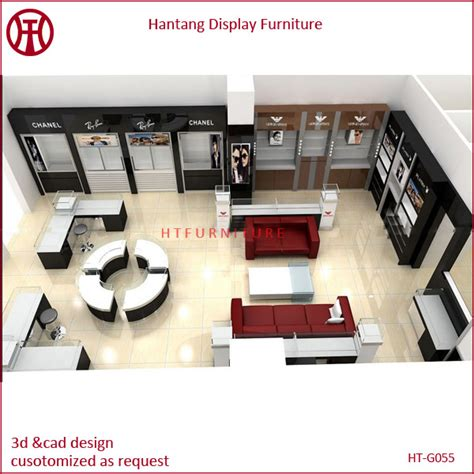 optical shop design layout optical shop furniture with interior design for sale view