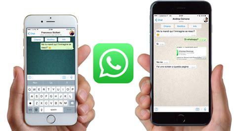 Trasferire Messaggi Whatsapp da iPhone a iPhone   SoftStore ? Sito Ufficiale