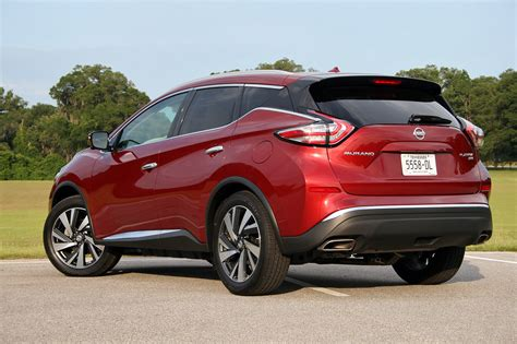 2016 nissan murano driven picture 687618 car review