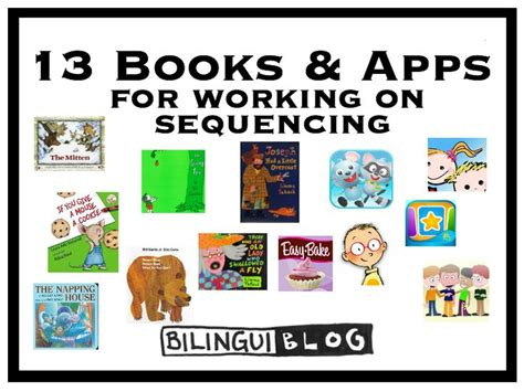 picture books to teach sequencing 1000 images about slp sequencing categorizing on