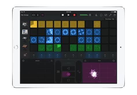 garageband ipad garageband app for ios iphone ipad free download
