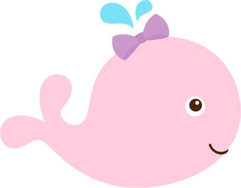 baby whale clipart pink baby whale clipart www imgkid the image kid