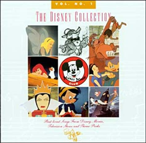 how to a the a collection volume 1 books disney collection the vol 1 soundtrack details