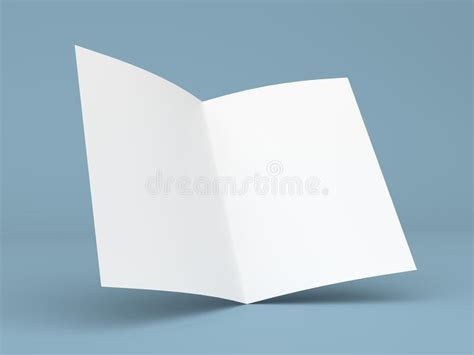 folded card templates for photographers blank folded flyer booklet business card or brochure
