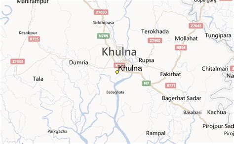 map of khulna city map of khulna city 28 images house of pm s cousins