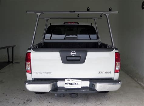 nissan frontier bed rack nissan frontier tracrac tracone truck bed ladder rack