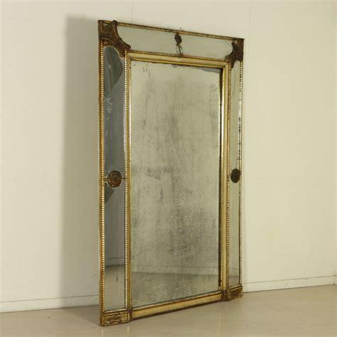 cornici antiquariato grande specchiera specchi e cornici antiquariato