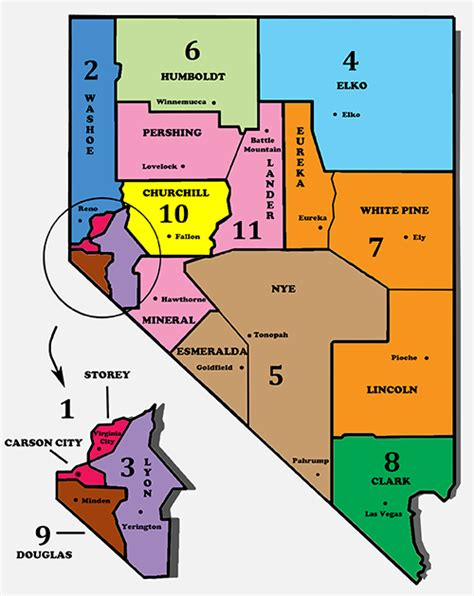 Nevada District Court Search Research Statistics Unit Overview