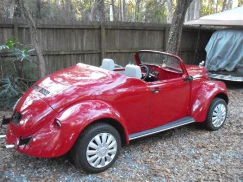 volkswagen buggy convertible buy used 1974 volkswagen beetle bug custom like dune