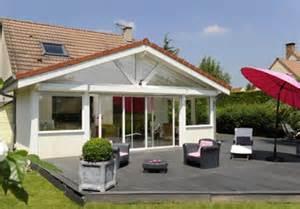 vie veranda v 233 randa et pergola extension bois et