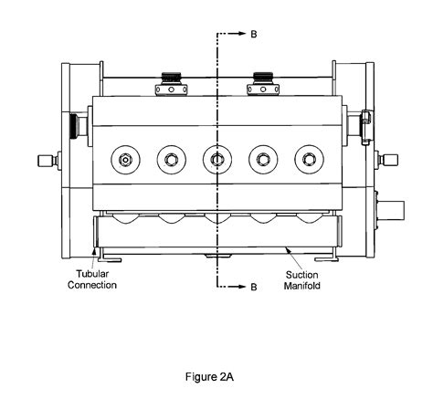 suction header design of pump patent us20140137963 integrated design fluid end suction