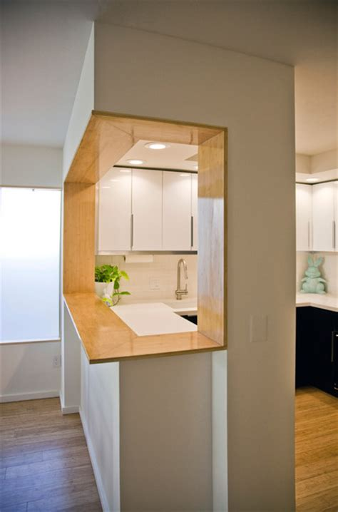 kitchen pass through designs modern bamboo kitchen bar pass through modern kitchen