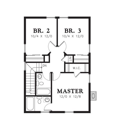 mascord floor plans mascord house plan 21118a house plans to the and bedrooms