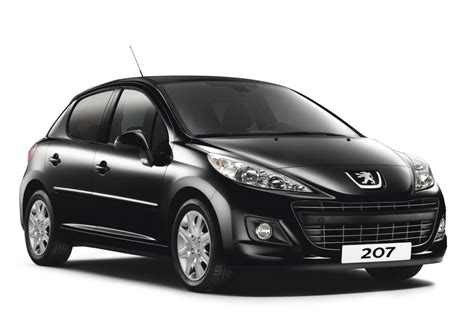 peugeot 207 hatchback 2009 2012 reviews technical data