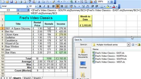 tutorial excel for beginners microsoft excel tutorial for beginners 34 multiple