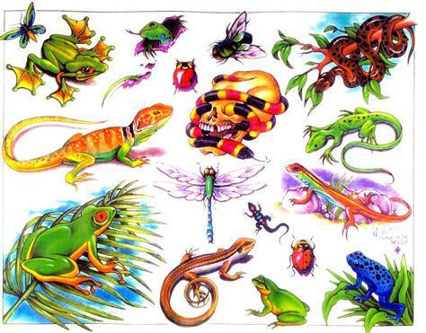 lizard tattoo designs lizard tattoos