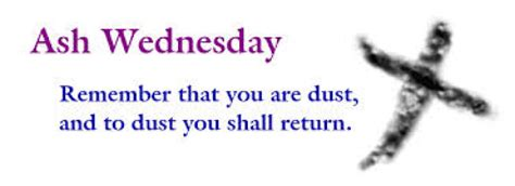ash wednesday in england ash wednesday quotes and sayings quotesgram