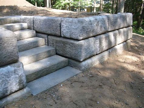 95 Stunning Retaining Wall Ideas Garden Wall Concrete Blocks