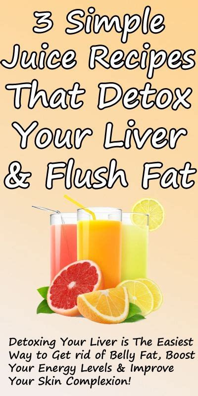 Toxin Rid Detox Drinks by 3 Simple Recipes For Detox Drinks Flush Toxins From Your