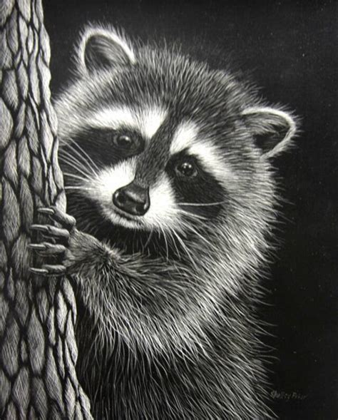40 Absolutely Brilliant Scratch Art Ideas