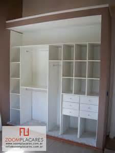 fotos de vestidores interiores de placard y placares a