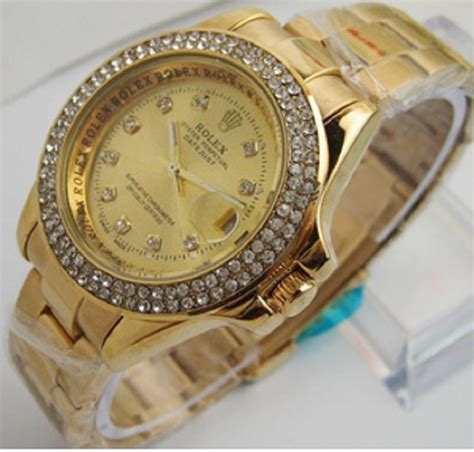 Jual Jam Rolex Daytona Ss Yg Black Best Clone 1 jual jam tangan jual jam tangan rolex murah